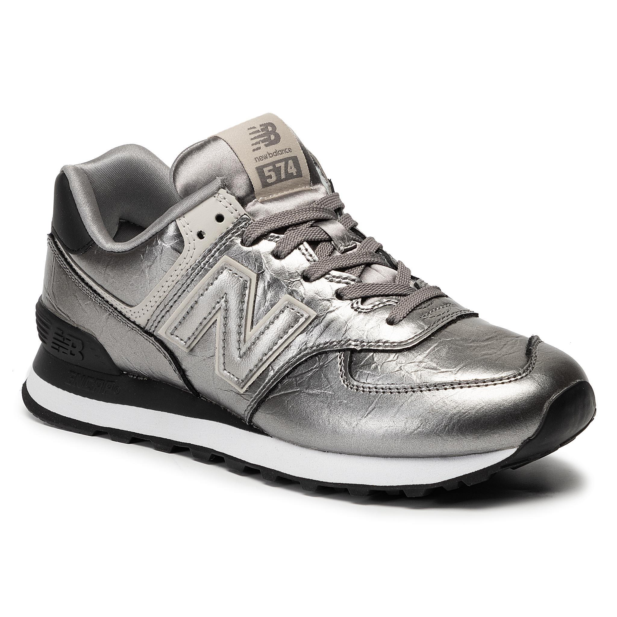 new balance grigio donna